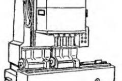 Вертикальный многошпиндельный алмазно-расточной станок