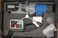 Магнитный сверлильный станок в кейсе