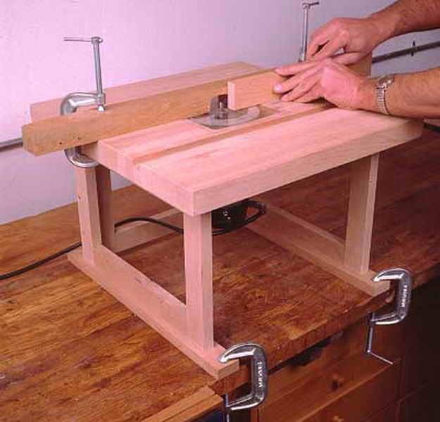 Из чего можно сделать стол в домашних