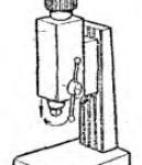 Настольные вертикально-сверлильные станки