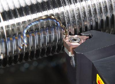 Нарезание резьбы на токарно-винторезном станке