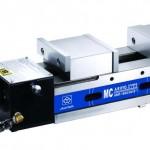 Прецизионные пневматические-гидравлические тиски Kemmler серии AMP-G/HV.