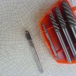Инструмент для извлечения сломанных болтов