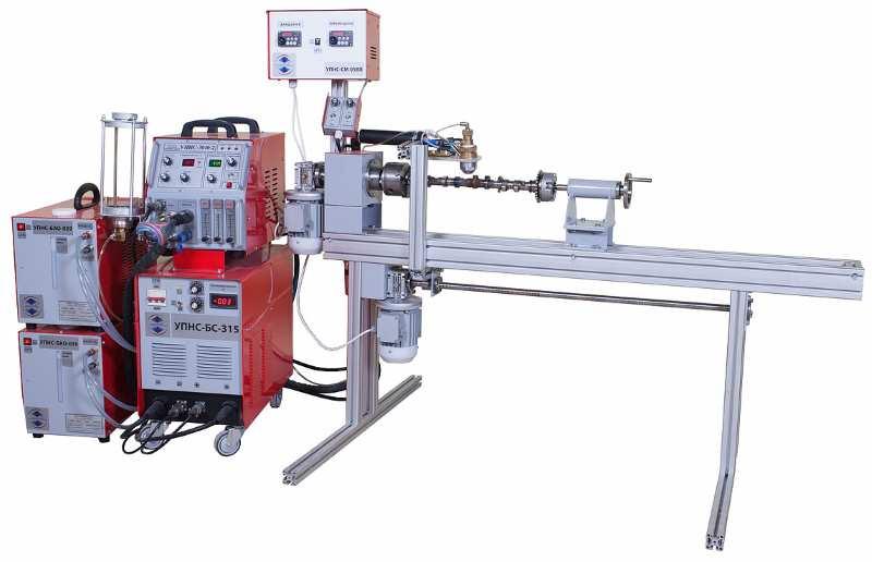 Установка плазменной наплавки и сварки УПНС-3040