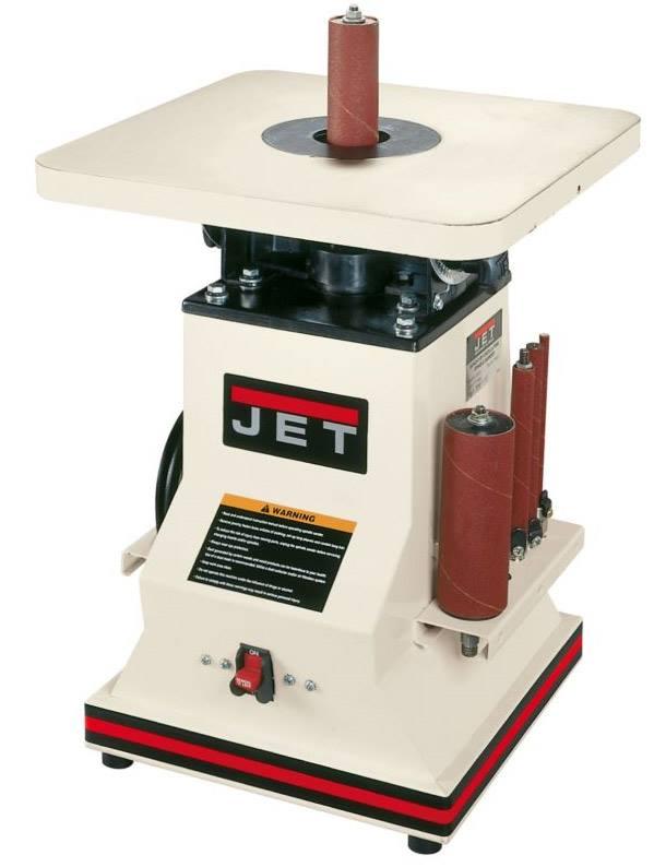 Осциллирующий шпиндельно-шлифовальный станок Jbos-5 профессионального класса