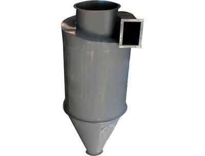 Циклон для очистки воздуха от пыли