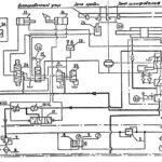 Гидравлическая схема внутришлифовального станка 3К227А