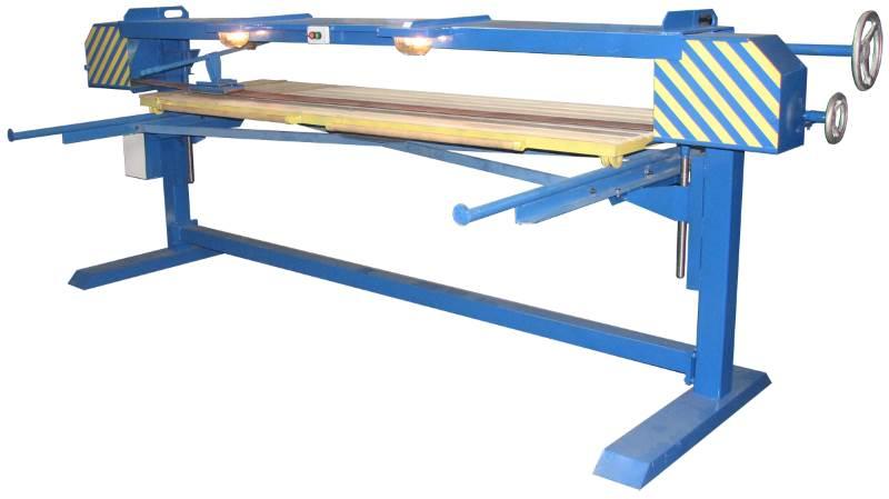 Ленточно-шлифовальный станок ШЛПС-2750