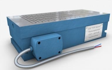 Электромагнитная синусная плита