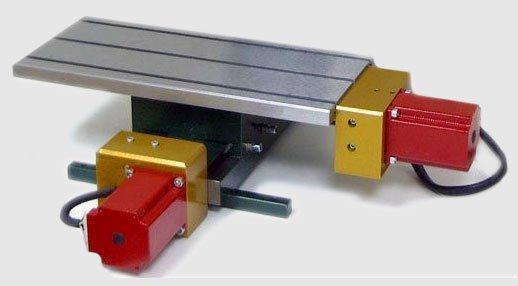 2-х координатный стол с электроприводом