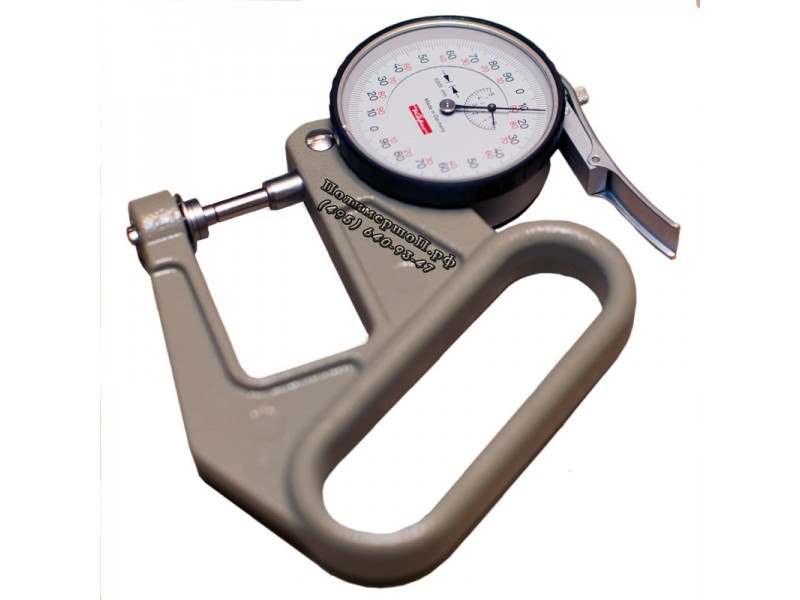 Микрометр F50 для измерения толщины плоских материалов