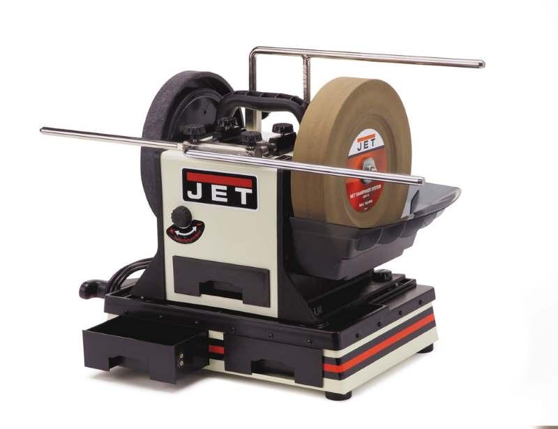 Jet JSSG-10 для заточки и полировки режущего инструмента