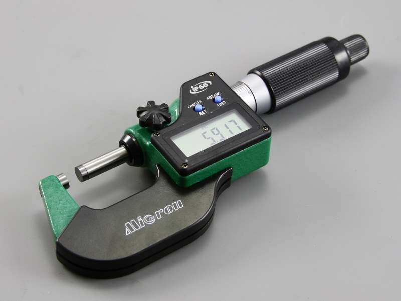 Микрометр электронный цифровой МКЦ 25 0.001