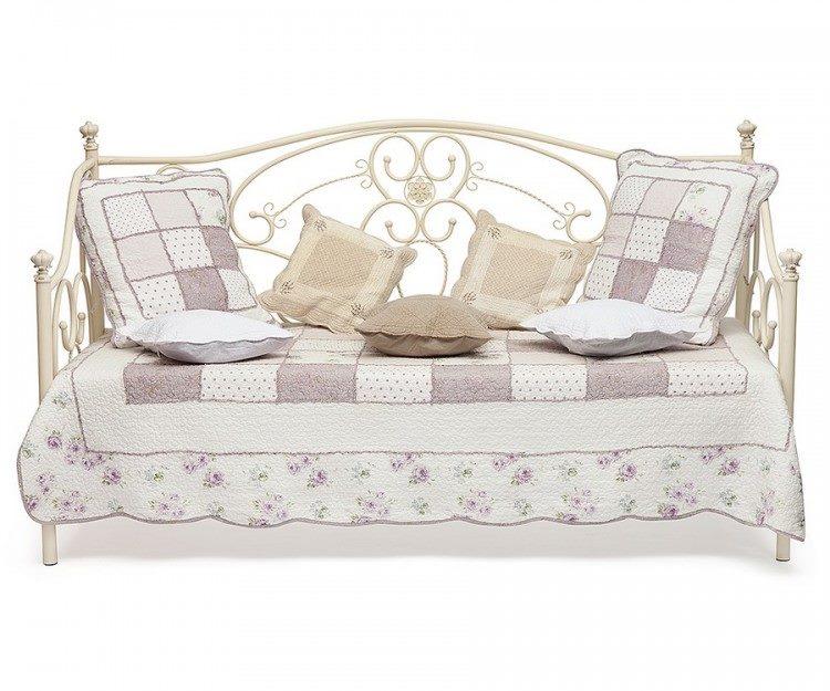Кованая кровать софа для детей