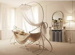 Уникальная кровать гамак с балдахином