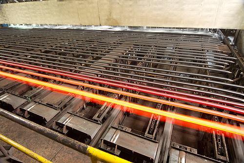 Диффузионный отжиг стали