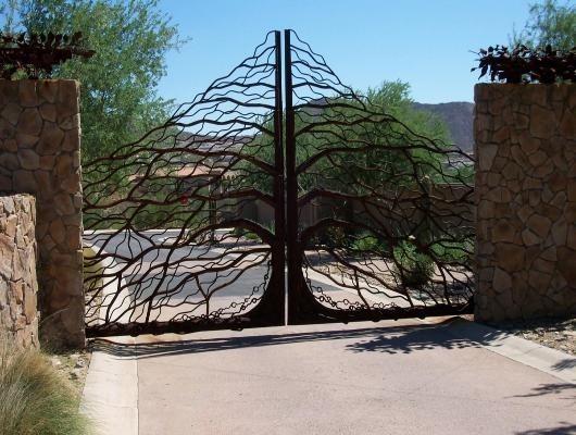 Самые красивые вороты с изумительным орнаментом