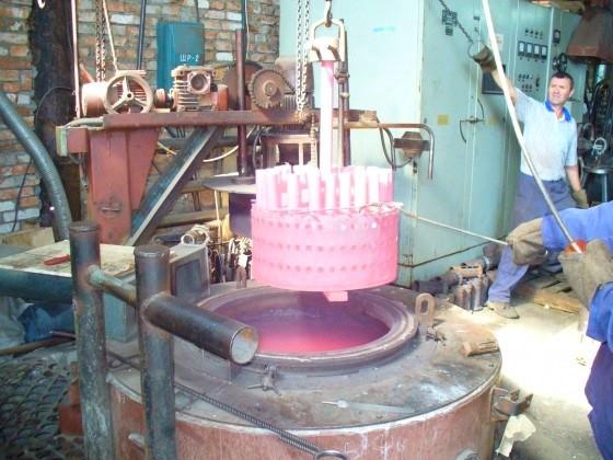 Цементация стали