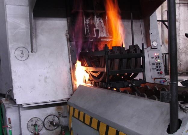 Процесс цианирования стали
