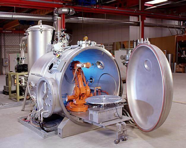 Оборудование для вакуумной металлизации