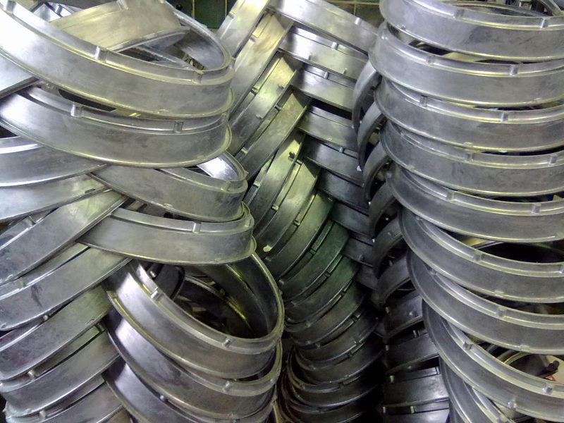 Отливки из алюминиево-магниевого сплава