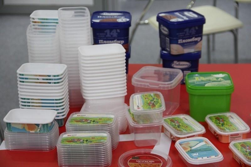 Пищевая упаковка из полимерных материалов