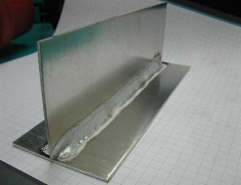 Сварка алюминиевых деталей