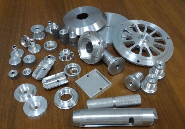 Детали из литейных алюминиевых сплавов