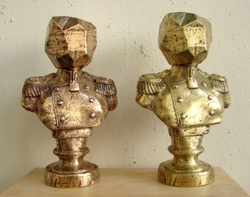 Фигурки из бронзы и латуни