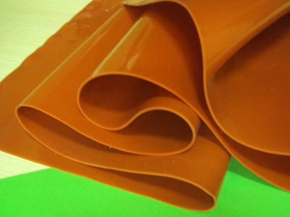 Силиконовая резина листовая