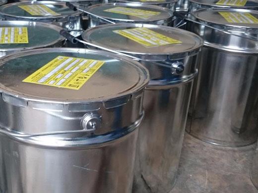 Правильное хранение готовой силиконовой смеси