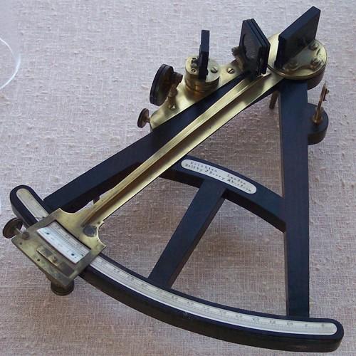 Угломерный астрономический инструмент