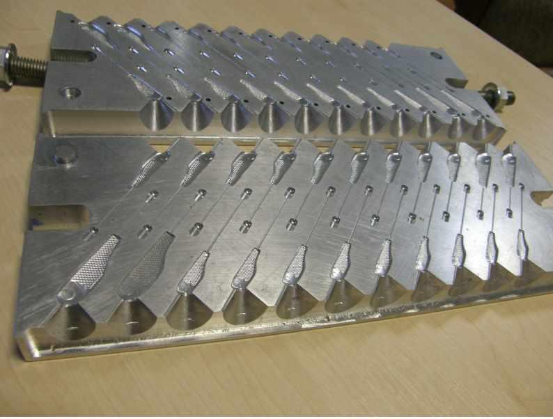 Формы для литья цинковых изделий