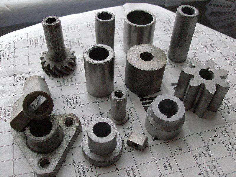 Продукция порошковой металлургии