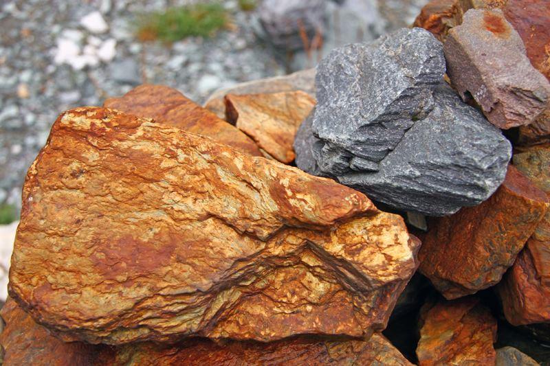 Железная руда формула химическая
