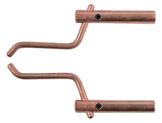 Криволинейный электрод для точечной сварки
