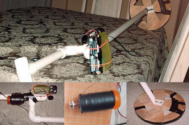 Металлоискатель простейший в домашних условиях