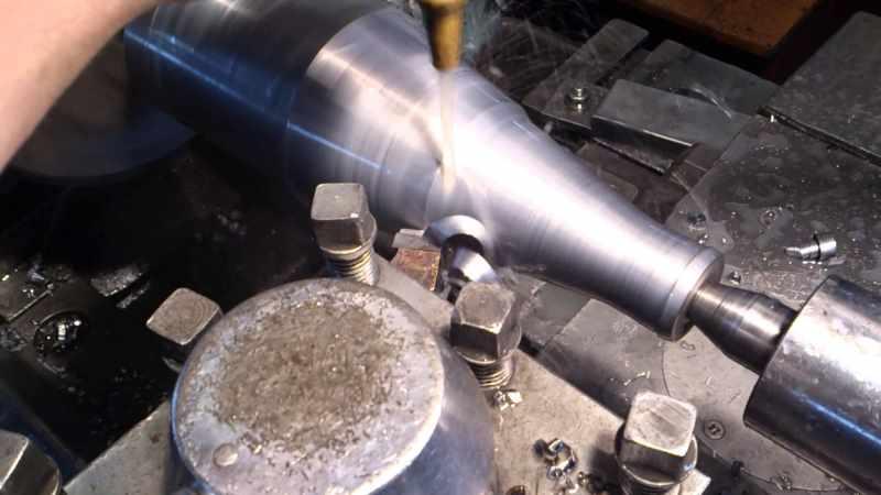 Прямой способ ротационной вытяжки металла
