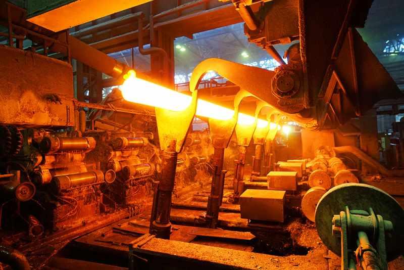 Применение углекислого газа в металлургии