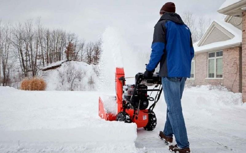 Двухступенчатый снегоуборщик своими руками