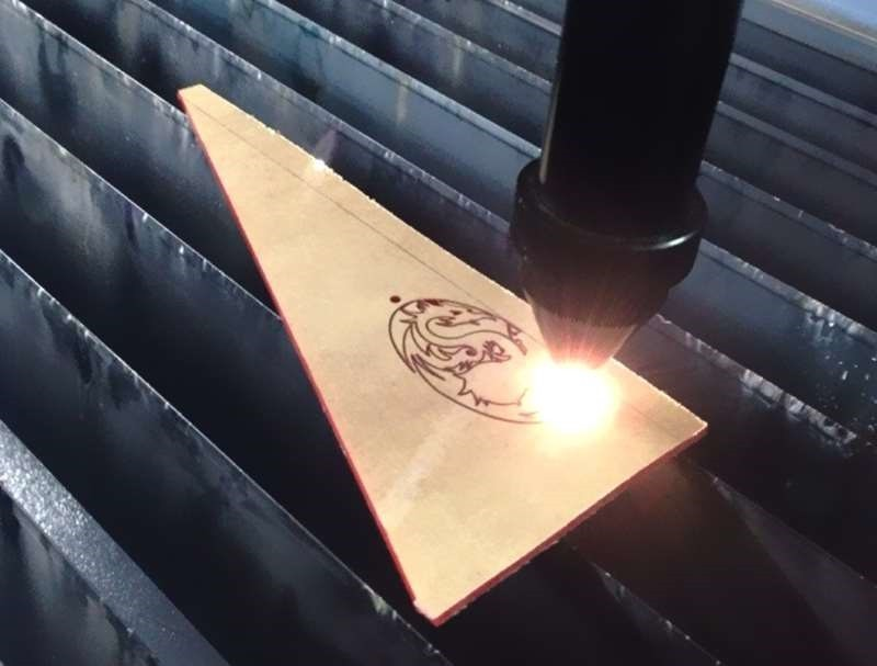 Лазерная гравировка на производстве