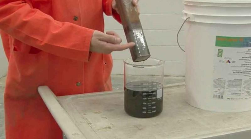 Химическое удаление ржавчины