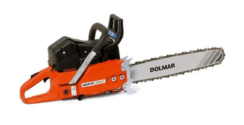 Бензопила марки Dolmar