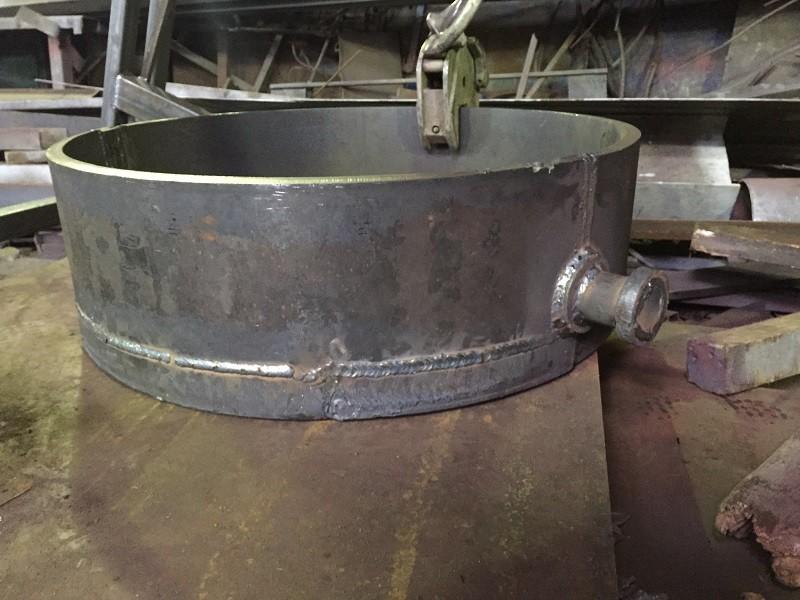 Кокиль для литья алюминия