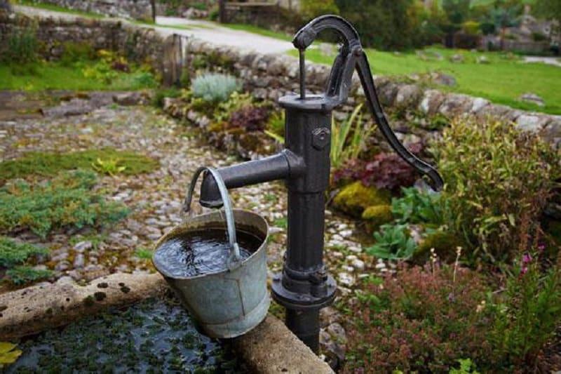 Применение насоса для перекачки воды