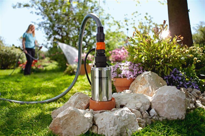 Применение поршневого насоса в садоводстве