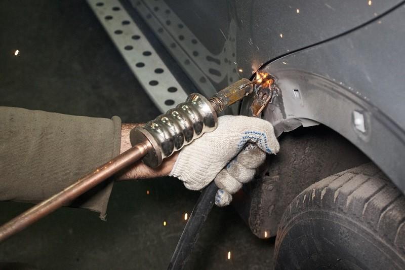 споттер своими руками, как сделать споттер и примочки для кузовного ремонта