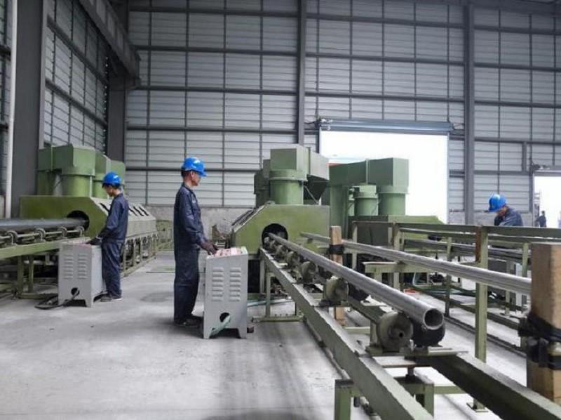 Производство труб из стали AISI 304