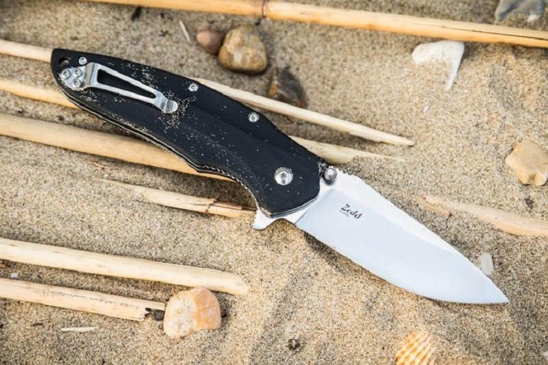 Нож из стали D2