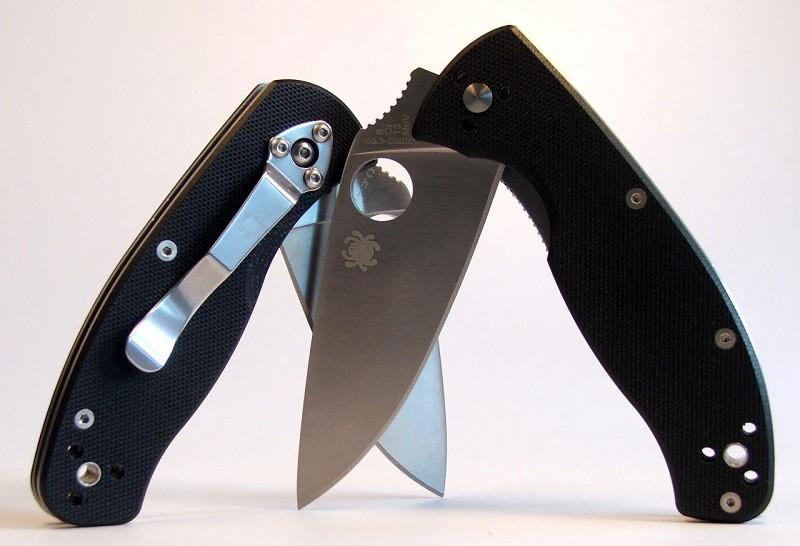Нож из стали 8Cr13Mov